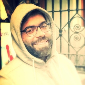 Yazan, 34, Damascus, Syria