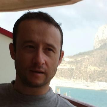 Víctor, 34, Almansa, Spain