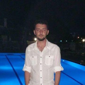 Kaan Ozturk, 32, Mugla, Turkey