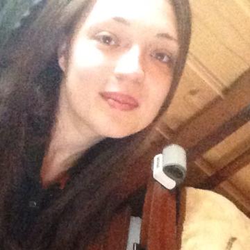 Dasha, 22, Moscow, Russian Federation