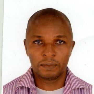 Sylvester, 48, Fujairah, United Arab Emirates