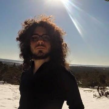Fabrizio Prisinzano, 24, Palermo, Italy