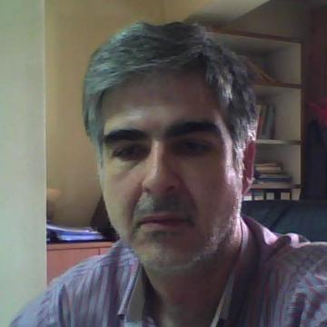 giorgos, 50, Thessaloniki, Greece