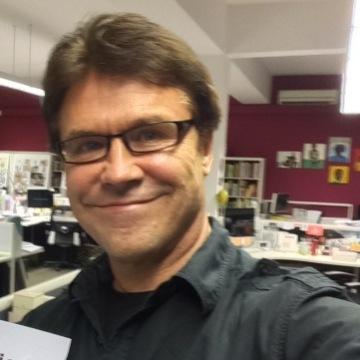 Andrew Thomas, 62, Singapore, Singapore