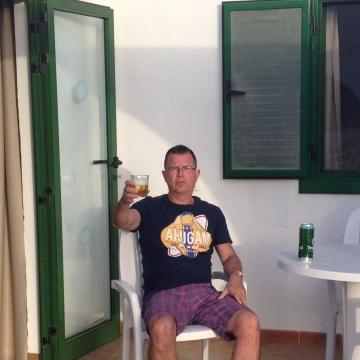 John Schouten, 47, Wageningen, Netherlands