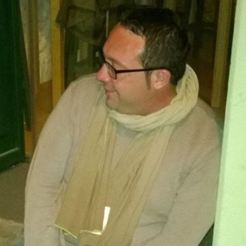 Giuseppe Ucci, 39, Pavia, Italy