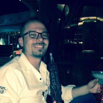 Mohammad , 29, Dubai, United Arab Emirates