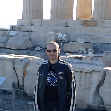 Vasilis Kontos, 40, Athens, Greece
