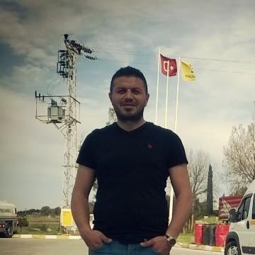 hasim, 35, Istanbul, Turkey