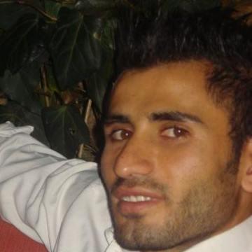 Kevin Nico, 30, Ankara, Turkey