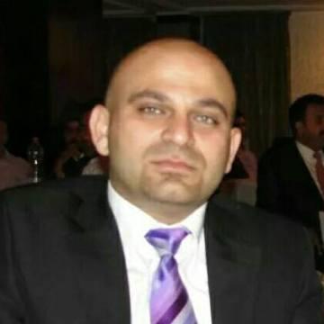 Nabil Saad, 35, Hilla, Iraq