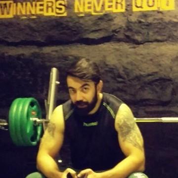 Serdar Erbaş, 33, Ankara, Turkey