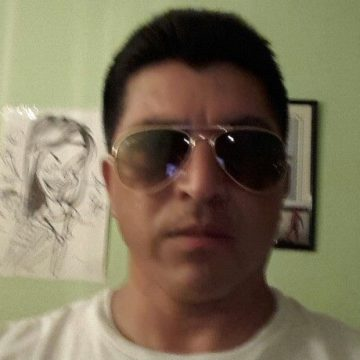 Luis Guadalupe, 46, London, United Kingdom