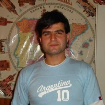 Diego Di Cianni, 40, Viedma, Argentina