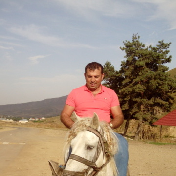 Ruslan Mamedov, 31, Saint Petersburg, Russia