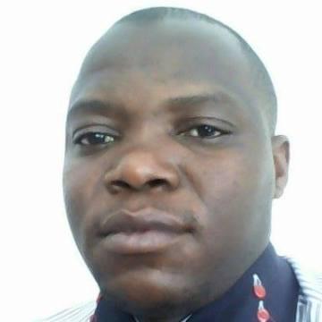 Luckson M Pasipanodya, 35, Francistown, Botswana
