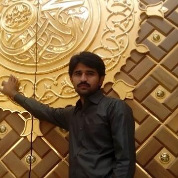 Saleem Mughal, 28, Jeddah, Saudi Arabia