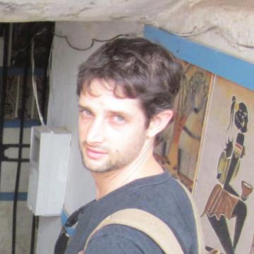 Thomas Favennec, 35, Mexico, Mexico