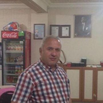 Galip Güngör, 47, Rize, Turkey