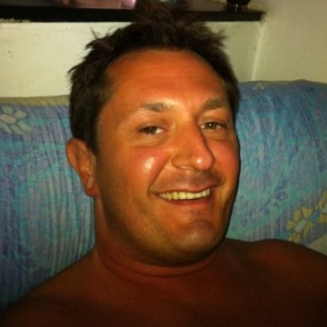 Luca, 42, Genova, Italy