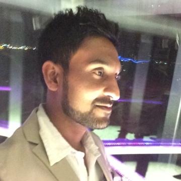 Mohammed Shahid, 28, Abu Dhabi, United Arab Emirates