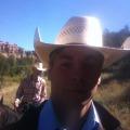 Joshua Noble, 21, Amarillo, United States