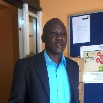 stephen, 34, Kampala, Uganda