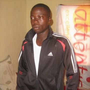 aaron, 31, Sunyani, Ghana