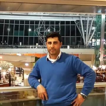 fahretin, 35, Ankara, Turkey