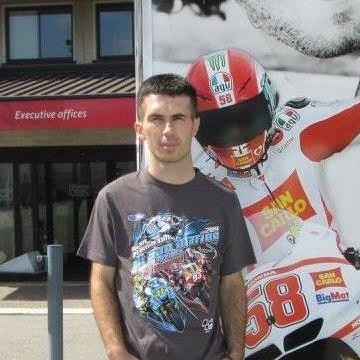 Slavko Dimitrijevic, 31, Belgrade, Serbia
