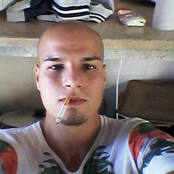 Ivan Rinaldi, 31, Taranto, Italy