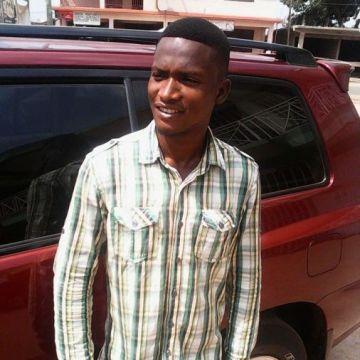 hamza, 26, Accra, Ghana