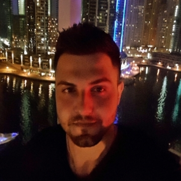 AlexRo, 22, Dubai, United Arab Emirates