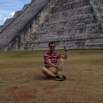Sergio Manuel, 33, Avila, Spain