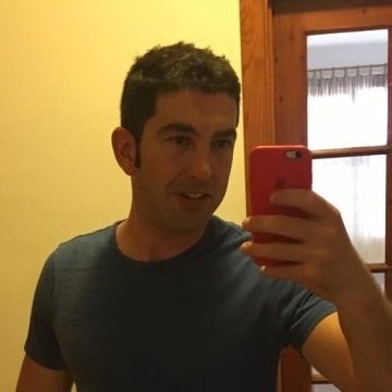 David Tomàs Juaneda, 32, Palma, Spain