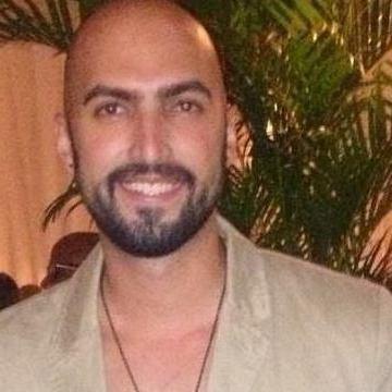 Marlon Otero, 30, San Juan, Puerto Rico