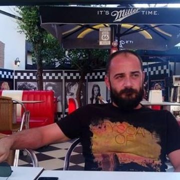 Mahtan, 41, Istanbul, Turkey