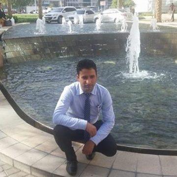 Sameee Ahmad , 25, Dubai, United Arab Emirates