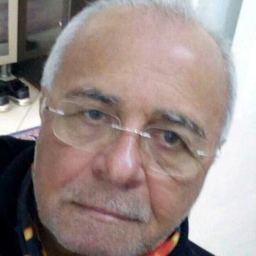 Mehmet Şahin, 67, Antalya, Turkey