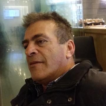Bobby Niktaris, 51, Heraklion, Greece