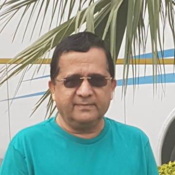 Munaf, 55, Aurangabad, India