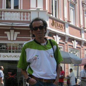 Hermes Diaz Correa, 55, Bucaramanga, Colombia