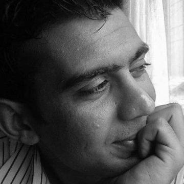 Murat Gürsoy, 33, Adana, Turkey