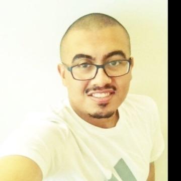 AbdulRahamn Belhareth, 33, Dubai, United Arab Emirates