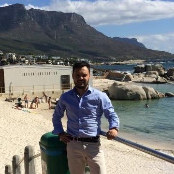 Edgar Ruiz Mendizabal, 37, Barcelona, Spain