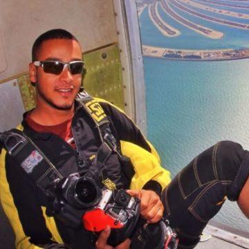 Anas Bekkali, 28, Dubai, United Arab Emirates