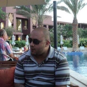 Aladdin, 30, Amman, Jordan
