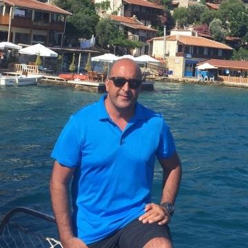 Osman, 42, Istanbul, Turkey