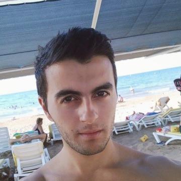 Mustafa Yıldız, 27, Manavgat, Turkey