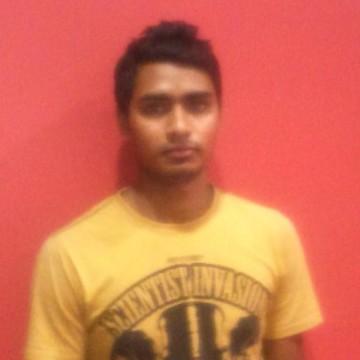 RAKESH KUMAR BHOI, 26, Bhubaneswar, India